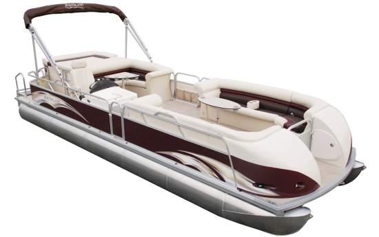 bateau ponton haut de gamme fabricant de bateaux pontons de luxe. Black Bedroom Furniture Sets. Home Design Ideas