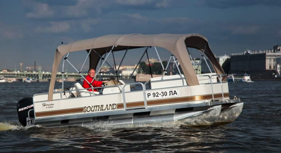 Pontoon boats catalogue, luxury pontoon boats, fishing