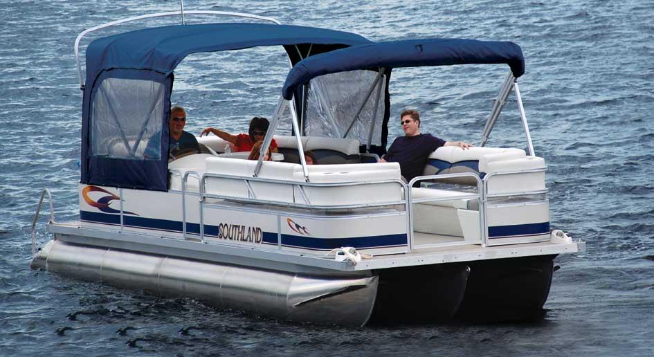 bateau ponton de luxe fabricant de bateaux pontons luxueux des plus populaires. Black Bedroom Furniture Sets. Home Design Ideas