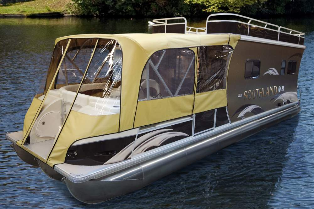 Hrv Hybrid Recreational Vessel