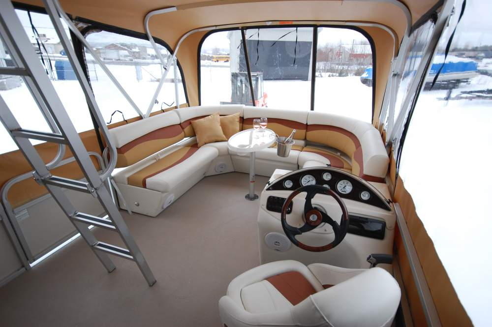 Rv For Sale Canada >> (HRV) Hybrid recreational Vessel